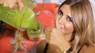 المشروب الأخضر لخسارة الوزن والدهون بسرعة مدهشة