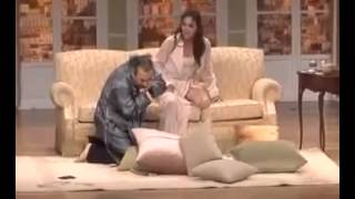 Hande Ataizi and Cihan Ünal | Theater Scene