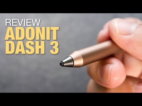 Review: Adonit Dash 3 Stylus