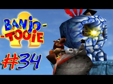 Let's Play Banjo-Tooie - Part 34: Cloudy With a Chance of WTF?