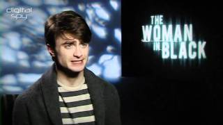 Daniel Radcliffe on spooky horror