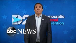 Andrew Yang at 2020 DNC: 'Our future is now'