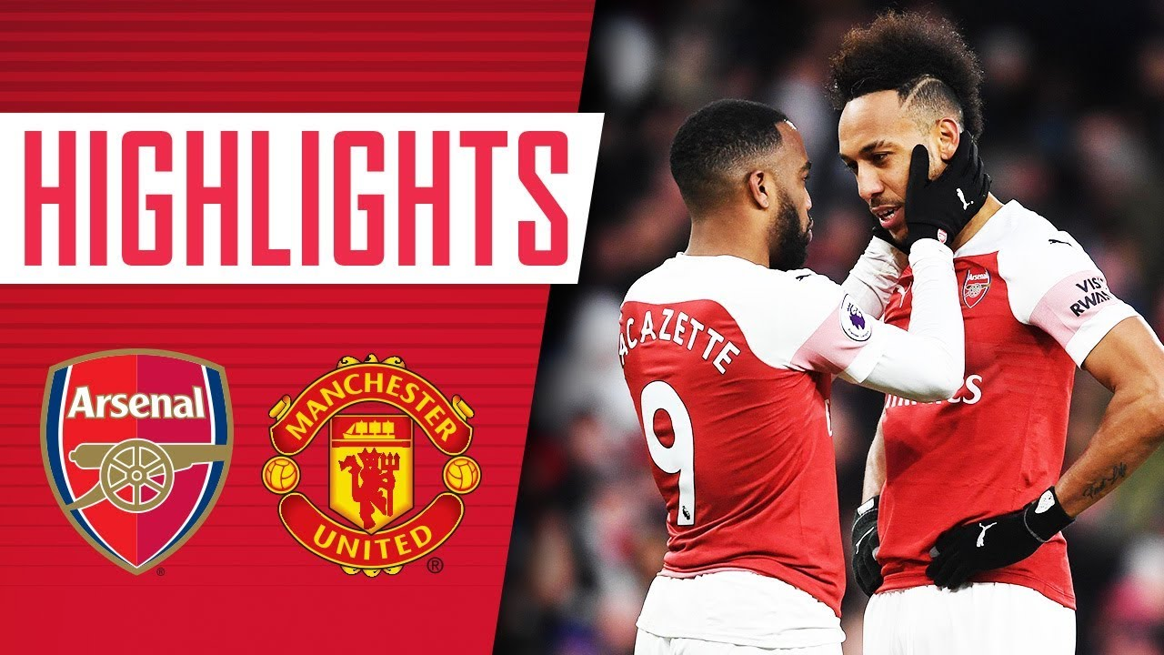 97872be1a UNAI'S AT THE WHEEL | Arsenal 2 - 0 Manchester United | Goals & highlights  | All the angles