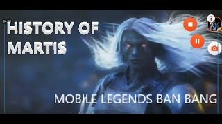 (SIMILAR) MOBILE LEGENDS BANG BANG ||  MOVIE HISTORY : MARTIS SIMILAR