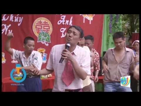 DH Chiến Thắng hát trong đám cưới người yêu thật cảm động