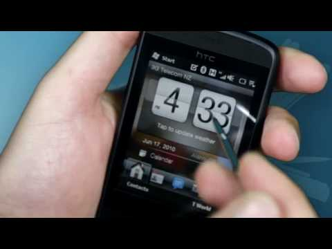 htc touch 2 a quick start guide youtube rh youtube com