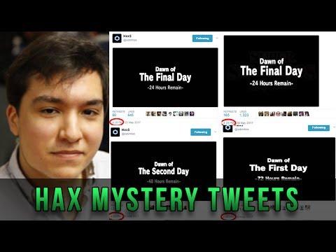 Hax$ Mystery Tweets? SilentWolf GoFundMe, S2J, Mike Haze