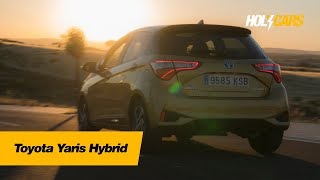 Toyota Yaris híbrido 20th Anniversary - Prueba / Review en español | Holycars TV