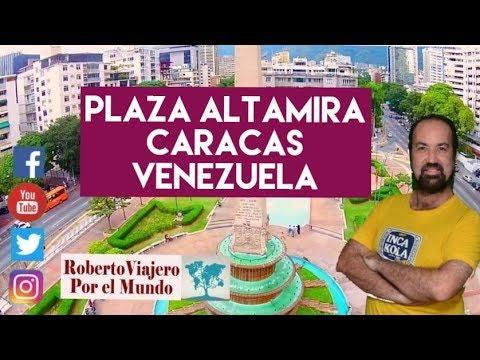 Así está el barrio Altamira en Caracas, Venezuela 2019