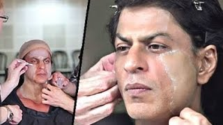 Shahrukh Khan's Young Look- SECRET of Prosthetic Makeup! | Social Butterfly