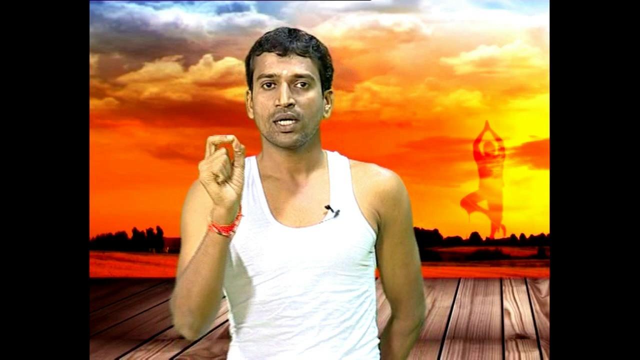 Mudra Pranayama For PCOD Problems By Manjunath [International Yoga Awardee]