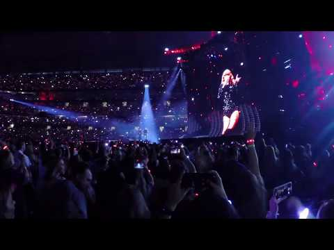 Taylor Swift Reputation Stadium Tour Concert