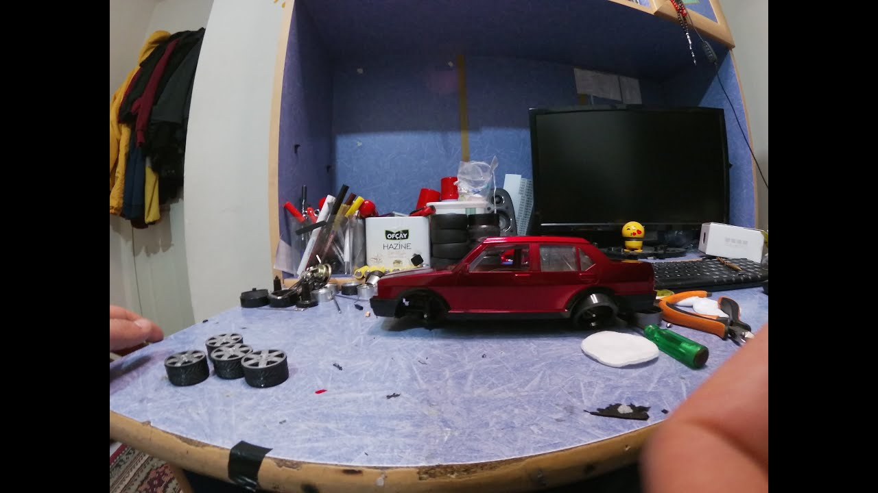 Tofaş  Modifiye Çalışmalarımız |  Şahin Oyuncak Rengarenk Arabaların Dış Görüntüsü