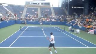 Jeremy Chardy - Most Extreme Forehand in Men's Tennis