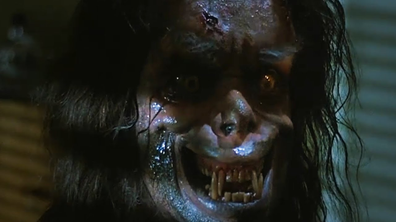 The Howling   Best werewolf transformation ever - YouTube