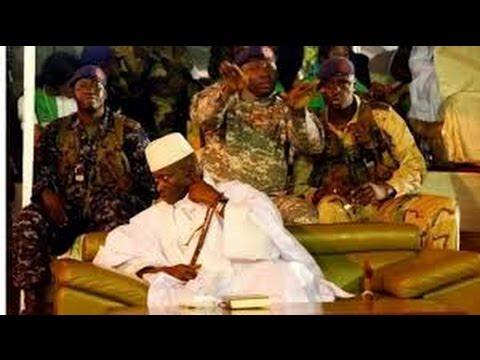 Breaking Gambia News