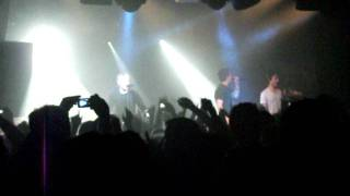 Simple Plan - Take My Hand Filmed Live At The Relentless Garage 2011