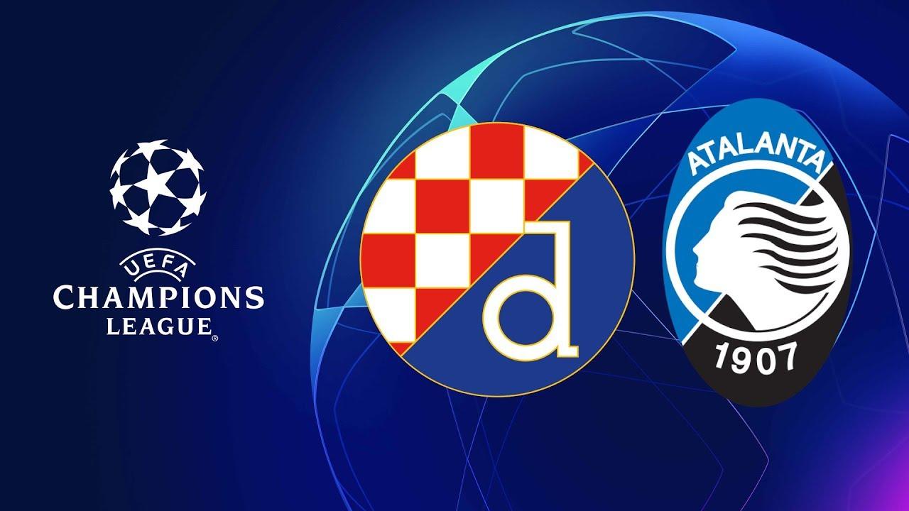 Dinamo Zagreb Vs Atalanta Uefa Champions League Pes 2020 Youtube