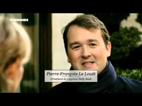 #versionfrançaise : Rencontre avec Pierre-François Le Louët, Pdt de l'agence Nelly Rodi