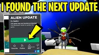 I Found The NEXT Jailbreak UPDATE *EARLY* (THIS IS IT!) | Roblox Jailbreak New Update