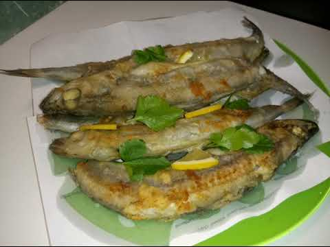 РЫБА ПУТАССУ - Пальчики ОБЛИЖЕШЬ! Такой Способ Жарки Рыбы Не Оставляет Неприятного Запаха !