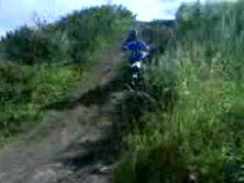 Me On Me Motor Bike