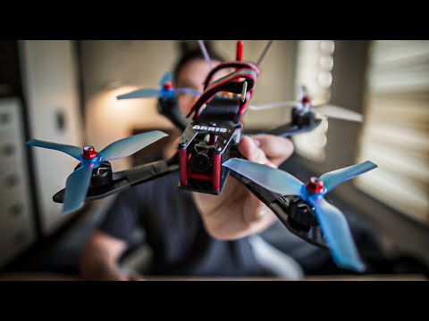 First FPV Drone Purchase - Arris X220 Kit Review