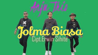 JOLMA BIASA  ARGHADO TRIO  || Live By Anju Trio