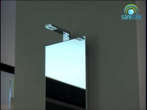 santique pl ob led verlichting tbv spiegel en kast 1 stuks