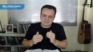 A nuvem de gafanhotos é uma praga divina? - Rev. Fábio Castro - Igreja Presbiteriana do Pechincha
