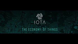 IOTA - будущее уже наступает, интернет вещей и его криптовалюта
