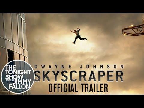 Skyscraper (Official Trailer Premiere)