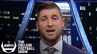 Tim Tebow almost cast Heisman Trophy ballot too early   The College Football Show