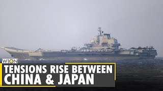 Japan sends destroyer to track China's Liaoning aircraft | Okinawa islands | Latest English News