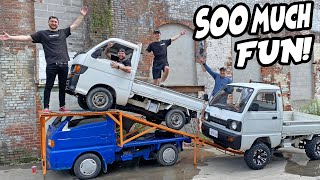 Buying a JDM MINI TRUCK! (which one is the best?!)