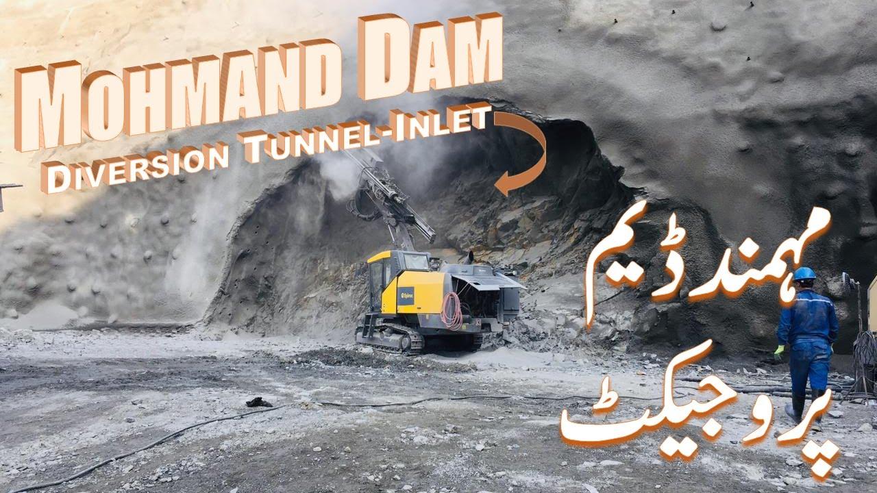 Mohmand Dam | Diversion Tunnel | Power Intake