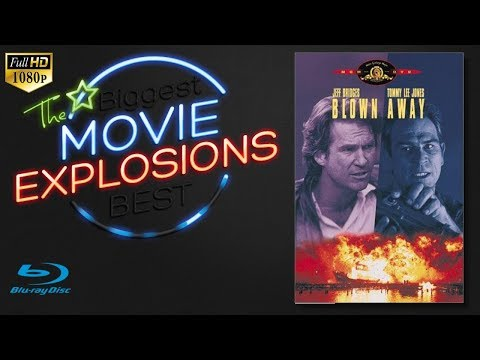 The Biggest and Best movie explosions: Blown Away (1994) Boat Explosion