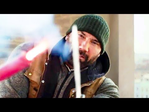 BUSHWICK Trailer ✩ Dave Bautista, Brittany Snow Movie HD (2017)