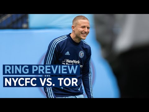 Ring Preview | NYCFC vs. Toronto FC