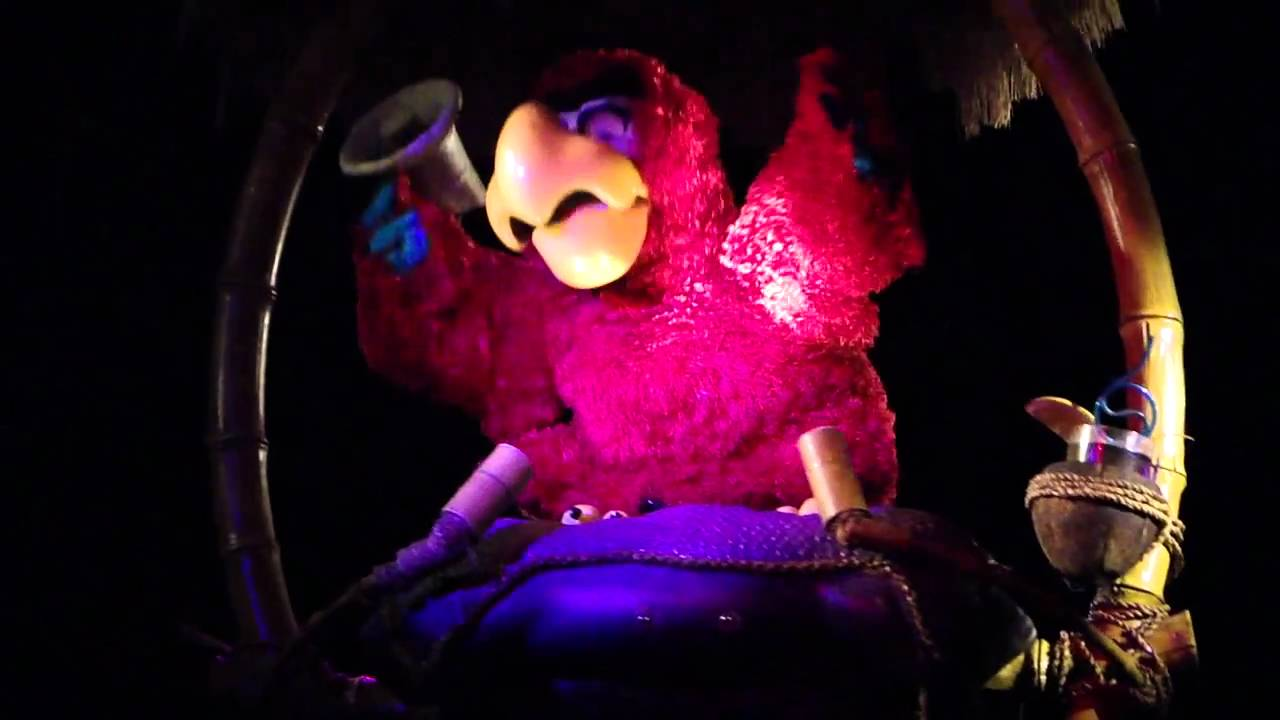 The Enchanted Tiki Room Under New Management Youtube