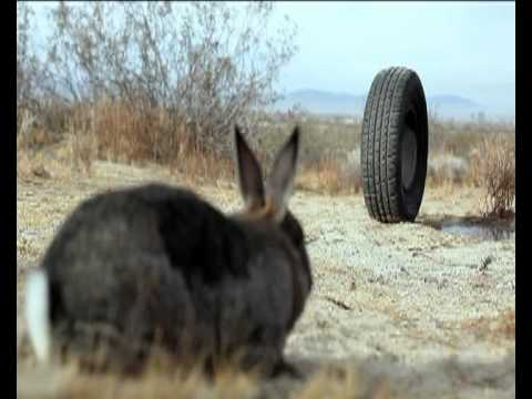 Rubber movie Bunny Explosion - YouTube