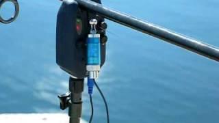 Daiwa G1 optonic alarmes