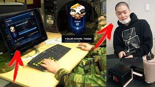 2 года он тайно играл StarCraft 2 в КОРЕЙСКОЙ АРМИИ и вот что с ним случилось DREAM армейский стиль
