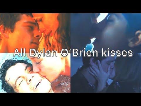 All Dylan O'Brien Kisses PART 2.