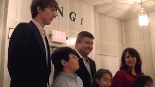 Riemann Family Studio B Spring Recital 2013