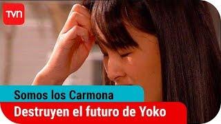 Francisca y Yoyita destruyen el futuro de Yoko | Somos Los Carmona - T1E119 thumbnail