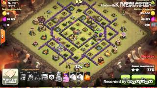 Clash of Clans: Perfect War / 3 Stars Everywhere