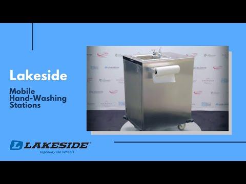 Lakeside - Mobile Hand-Washing Stations