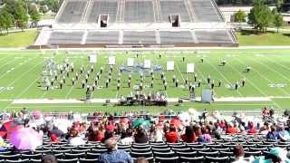 Porter High School Band 2015 - Galena Park ISD Marching Festival