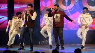 """College Kumar"" Naavu Last Benchu Boysu (music fest) live performance"